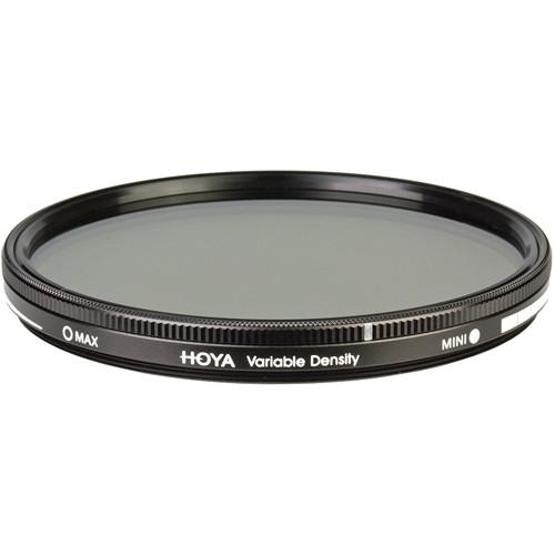 Hoya 58mm Variable Neutral Density Filter A-58VDY