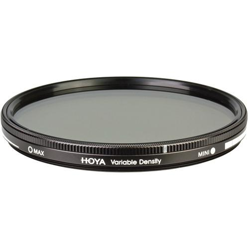 Hoya 62mm Variable Neutral Density Filter A-62VDY