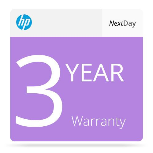 HP 3-Year Next Business Day Call-To-Repair Warranty HY952E