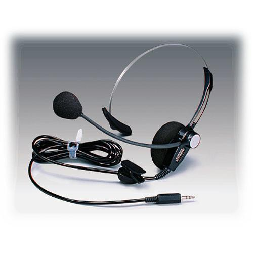 Ikegami MT-669D-01 Intercom Headset with Single MT-669D-01