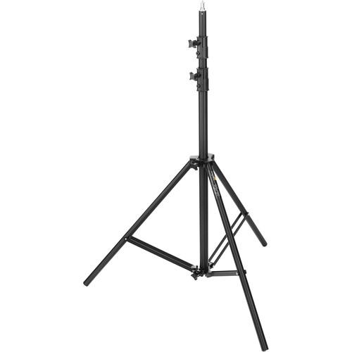 Impact Air-Cushioned Heavy Duty Light Stand (Black, 9.6')
