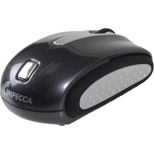 Impecca Travelling Notebook Mouse (Ebony Black) WM405