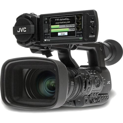 JVC  GY-HM650 ProHD Mobile News Camera GY-HM650U
