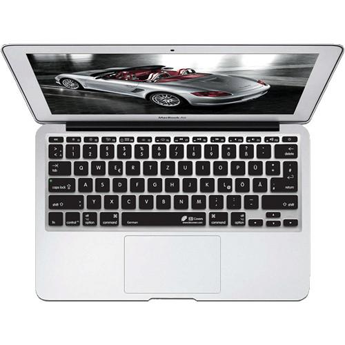 KB Covers German Keyboard Cover for MacBook Air GER-M11-CB-2