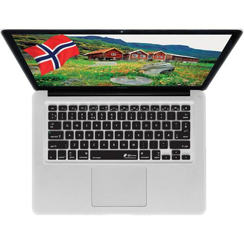 KB Covers Norwegian Keyboard Cover for MacBook, NOR-M-CB-2