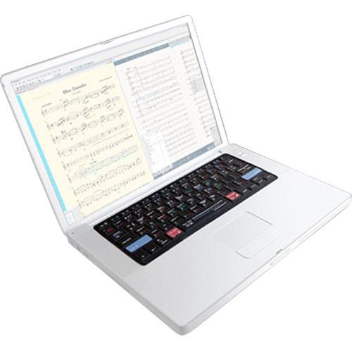 KB Covers Sibelius Keyboard Cover for the Powerbook SIB-P-BC