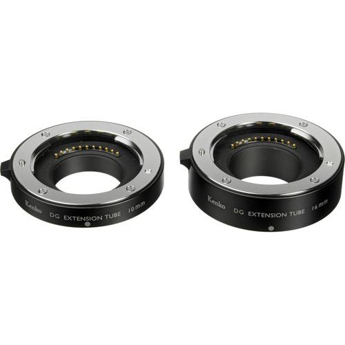 Kenko Auto Extension Tube Set DG for Micro Four A-EXTUBEDG-M43