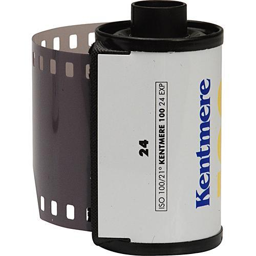 Kentmere 100 ASA Black and White Negative Film 6012368