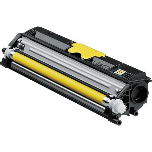 Konica A0V306F High-Capacity Yellow Toner Cartridge A0V306F