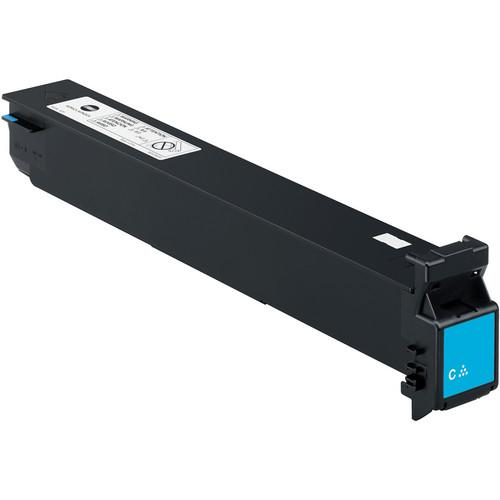 Konica  Cyan Toner For magicolor 8650 A0D7433