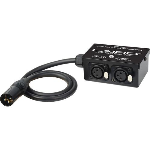 Laird Digital Cinema 24 Volt Power Splitter Box with 1 RD1-BX5