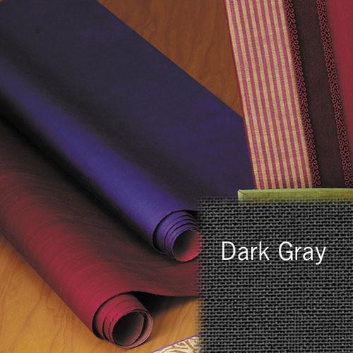 Lineco Dark Gray Superior Bookcloth 3-Pack (17x26