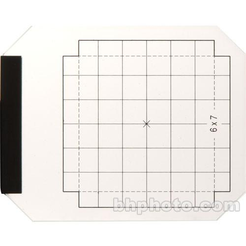 Linhof  Focusing Screen with 6x7cm 21835