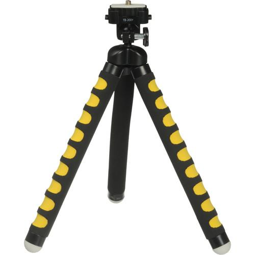 Magnus  MaxiGrip Flexible Tripod (Yellow) TB-200Y