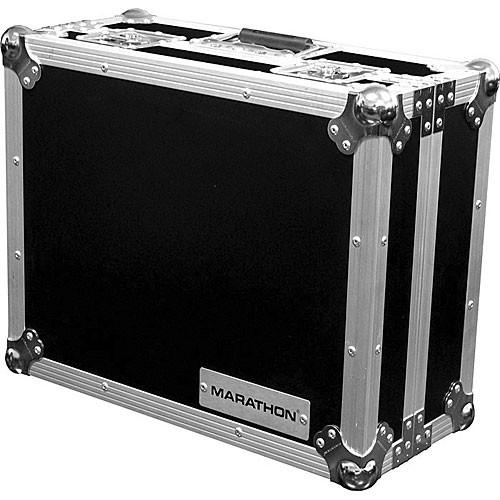 Marathon MA-1200 Flight Road DJ Turntable Case MA-1200