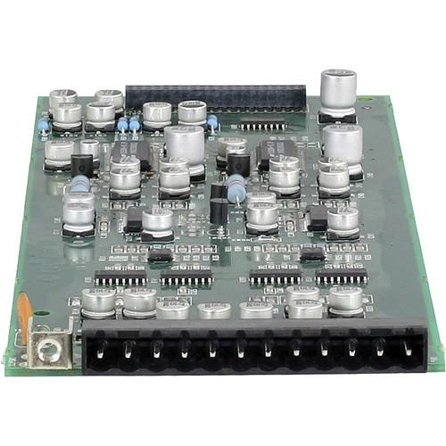 MediaMatrix MM Line 4 4-Channel Input and Output Card MM LINE 4