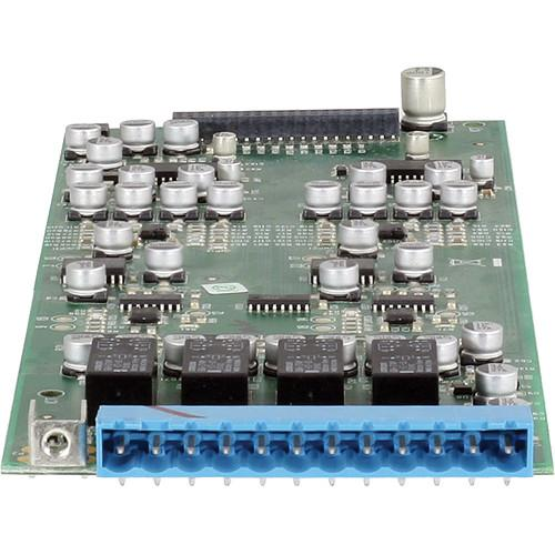 MediaMatrix MM Out 4-Channel Output Card MM OUT 4