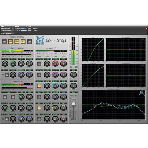 Metric Halo ChannelStrip 3 - Digital Signal Processing CS3