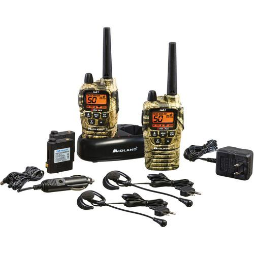 Midland GXT2050VP4 22-Channel 2-Way Radios GXT2050VP4