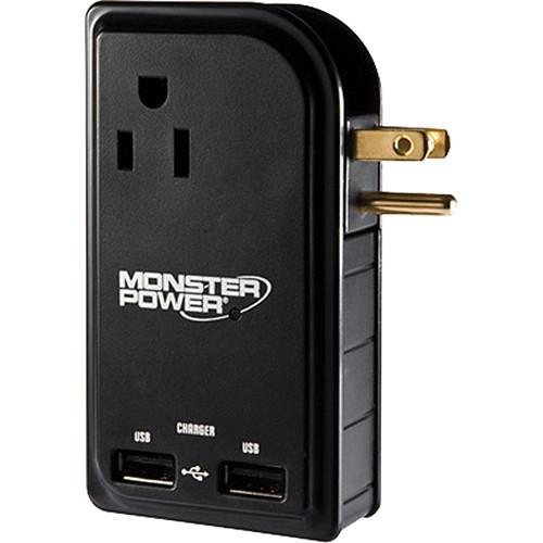 Monster Power Outlets to Go 300 for Laptops 133233
