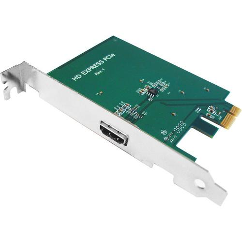MOTU Video Express PCIe Card Adapter Kit VIDEOE PCI-E DT