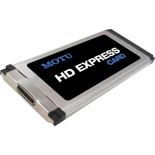 MOTU Video ExpressCard/34 Adapter Kit VIDEOE LT CARD