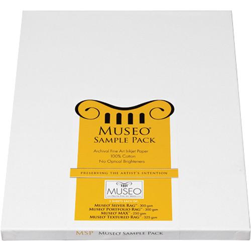 Museo Fine Art Sample Pack (8.5 x 11
