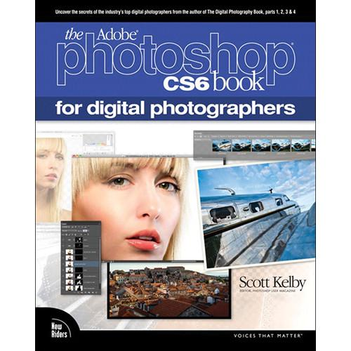 New Riders Book: The Adobe Photoshop CS6 Book 9780321823748