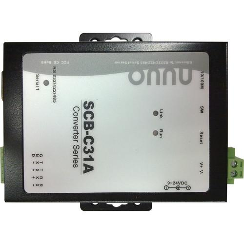 NUUO  POS Data Capture Convertor SCB-C31A POS