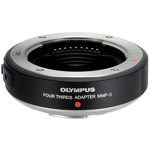 Olympus MMF-3 Four Thirds Lens to Micro Four Thirds V3230500W000