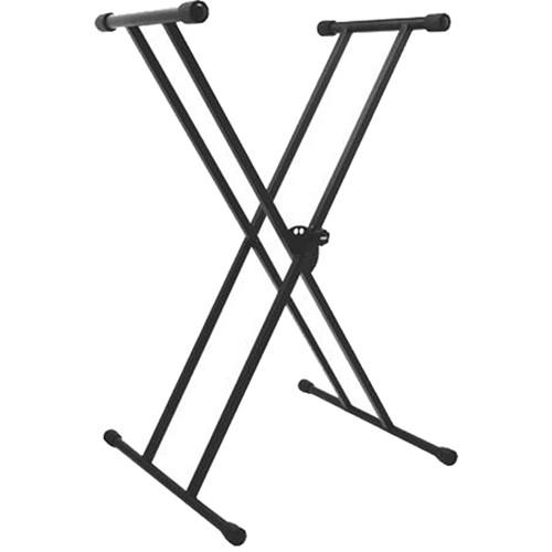 On-Stage KS7191 - Classic Double-X Keyboard Stand KS7191