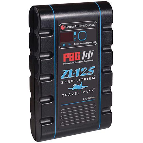 PAG ZL-125 Time Battery 13.2 V 125 Wh (V-mount) 9317V