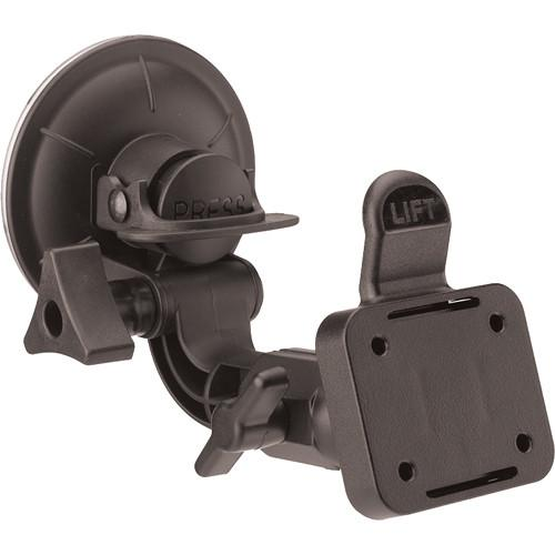 PANAVISE Quick Release Window Mount (Black) 809-QR