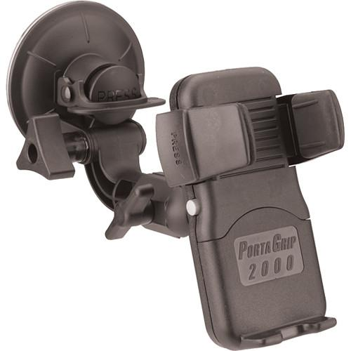 PANAVISE Window Mount With Electronics Holder 809-PG