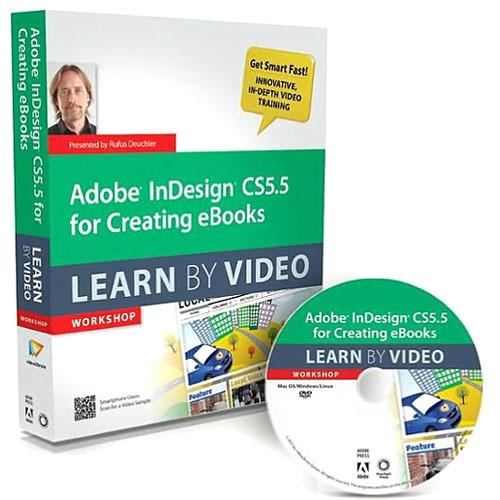 Pearson Education Book & DVD: Adobe InDesign 032178684X