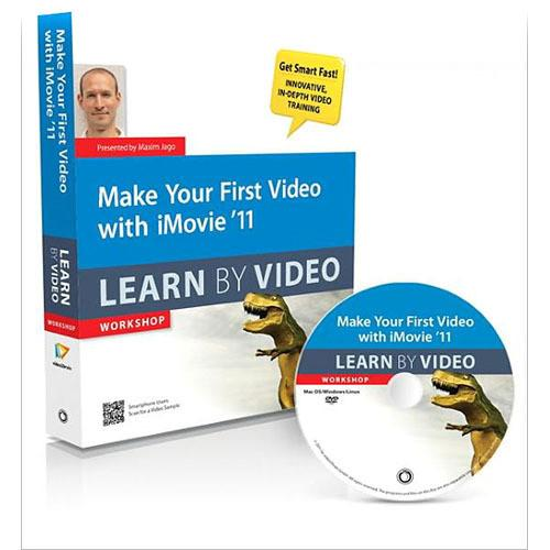 Pearson Education Book & DVD: Make Your First 0321786904
