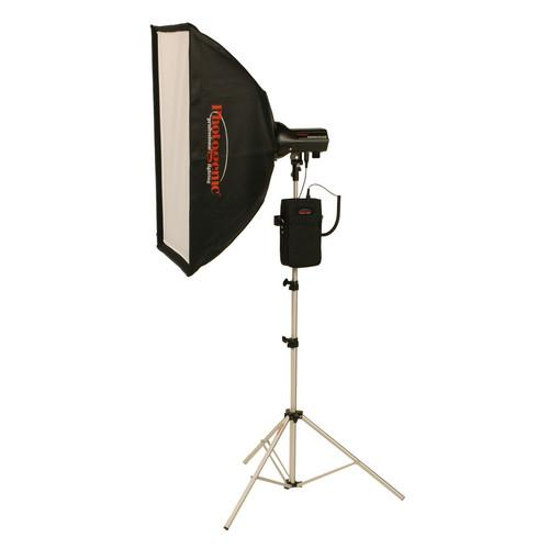 Photogenic AKC50BK 320W/s Travel Soft Box Kit 900140