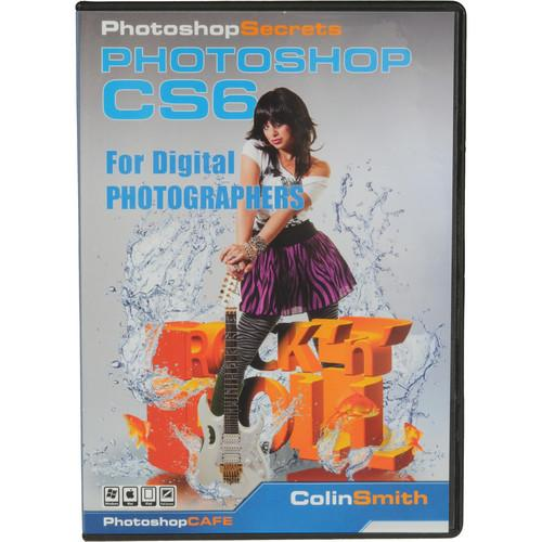 PhotoshopCAFE DVD: Photoshop CS6 for Digital CS6DIGI