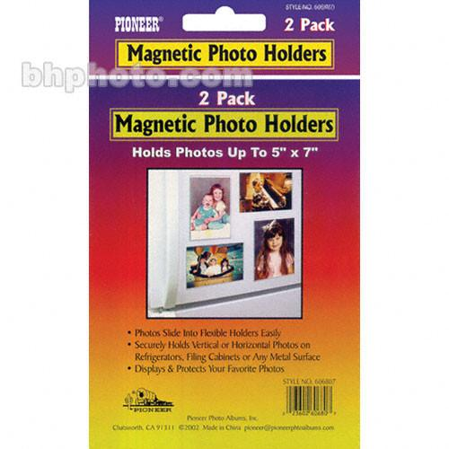 Pioneer Photo Albums 606807 Magnetic Photo Holders 606807
