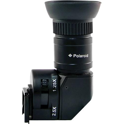 Polaroid 1.25x - 2.5x Right Angle Viewfinder PLRAV