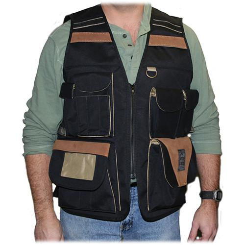 Porta Brace Director's Cut Video Vest (Large) VV-L/DC