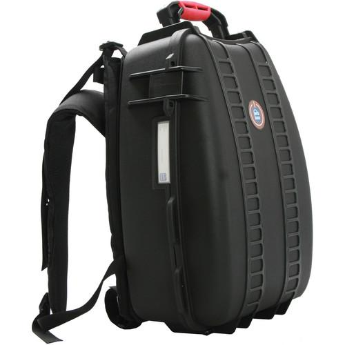 Porta Brace PB-3500E Hard Case Backpack (Black) PB-3500E