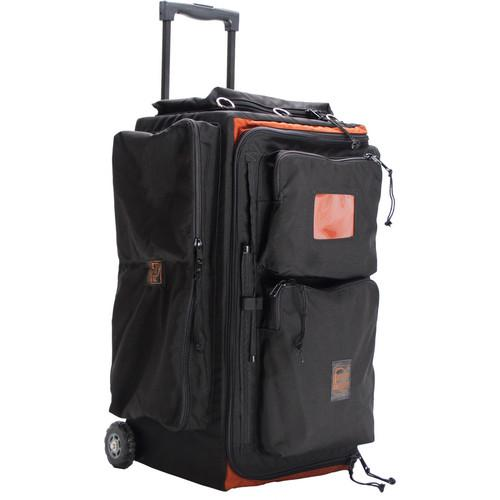 Porta Brace Wheeled Cosmetic Off Road Case (Black) WCC-1ORPRO
