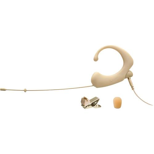 Que Audio DA12 Headworn Microphone (Beige) DA12 BE