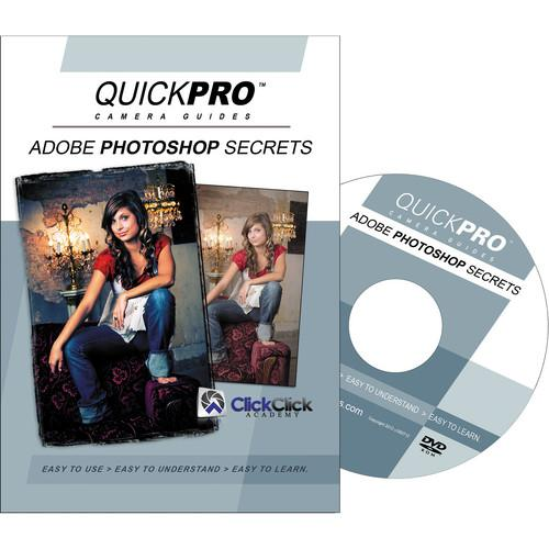 QuickPro DVD: 14 Weeks of Adobe Photoshop Secrets 1208