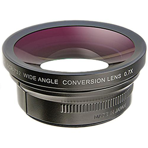 Raynox DCR-732 Wide Angle Conversion Lens (0.7x) DCR-732