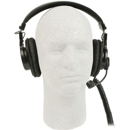 Remote Audio BCSHSSXDBC Communication Headset BCSHSSXDBC