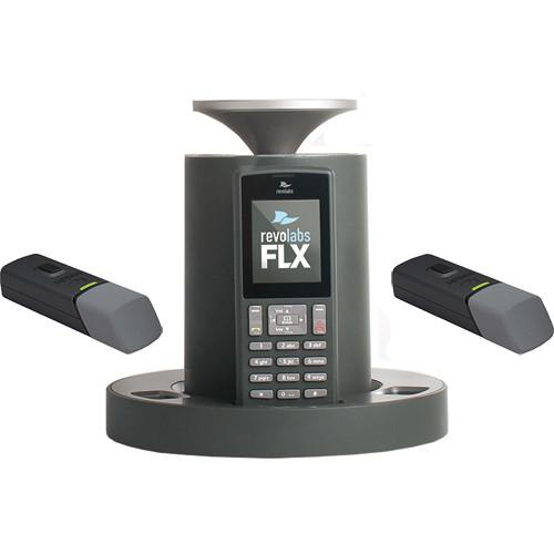 Revolabs FLX Wireless Conference System 10FLX2020POTS