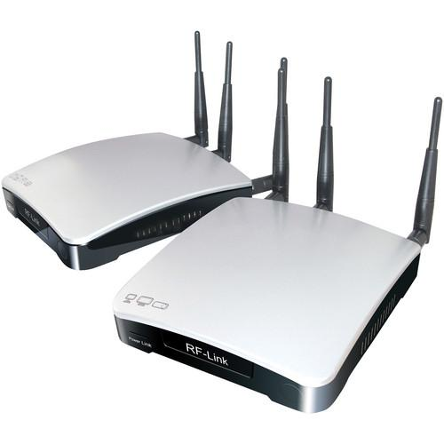 RF-Link Wireless HD Audio/Video Transmitter and Receiver