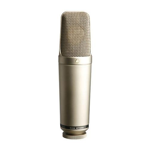 Rode NT1000 Large Diaphragm Condenser Microphone NT1000